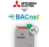 Mitsubishi Electric Domestic, Mr.Slim and City Multi to BACnet MSTP - 1 unit