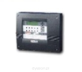 Notifier ID Series Fire Panels in ID2NET network. 5 networked panels