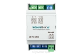Midea Commercial & VRF systems to Modbus RTU Interface - 4 units