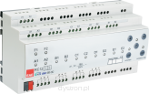 KNX Room Control Unit 12ch, 12 Input, Fancoil, Switch, Blind actuator