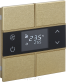Rosa-Thermostat-2F-Gold-Status-No_Icon