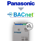 Panasonic ECOi and PACi systems to BACnet MSTP Interface - 1 unit