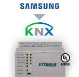 Samsung NASA VRF systems to KNX Interface - 64 units