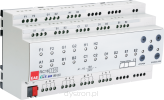 KNX Room Control Unit 16ch, 16 Input, fancoil, switch, blind actuator