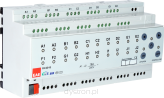 KNX Room Control Unit 20ch, 18Input, Fancoil, Switch, Blind actuator