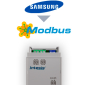 Samsung NON-NASA units to Modbus RTU Interface - 1 unit