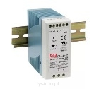Meanwell - 12Vdc 5.0A Power Supply (DIN-Rail) Valesa Panel